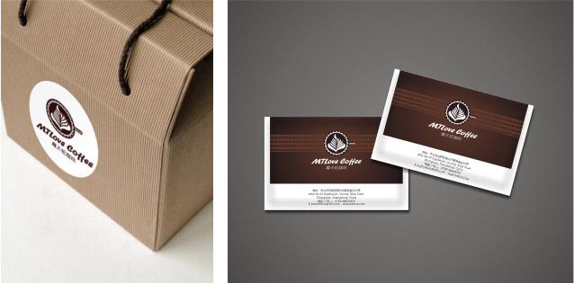 品牌:摩天轮咖啡 项目:品牌形象设计/包装